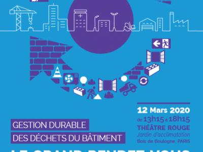 Vers un modèle de traçabilité des déchets du bâtiment en France : l'étude menée par DÉMOCLÈS en 2019