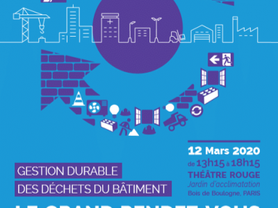 A construction waste traceability model in France: a study headed by DÉMOCLÈS in 2019