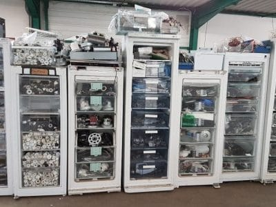A spare parts sector with Envie